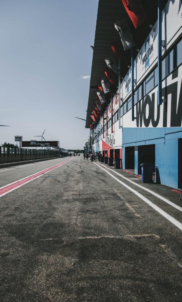 Testing and racing